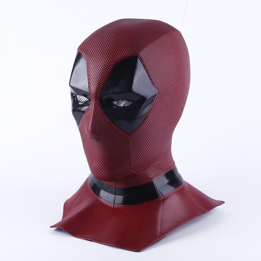 Máscara Deadpool 100% Courino