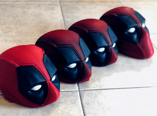 Máscara DeadPool