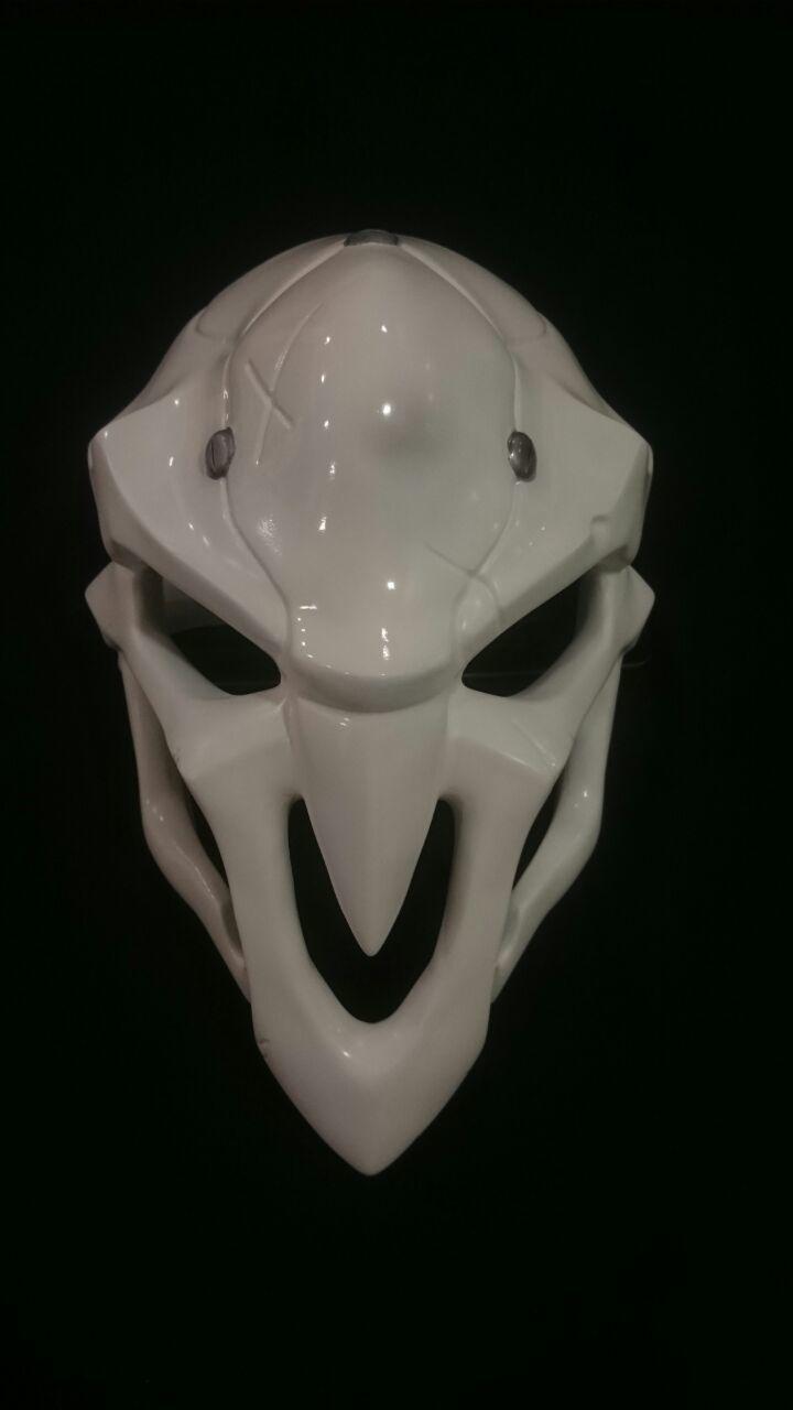 mascara Reaper Overwatch
