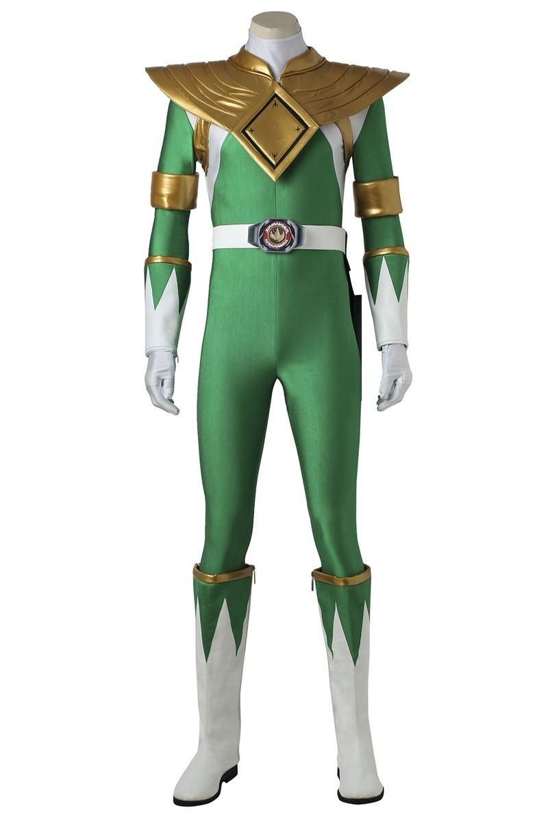 traje Ranger Verde
