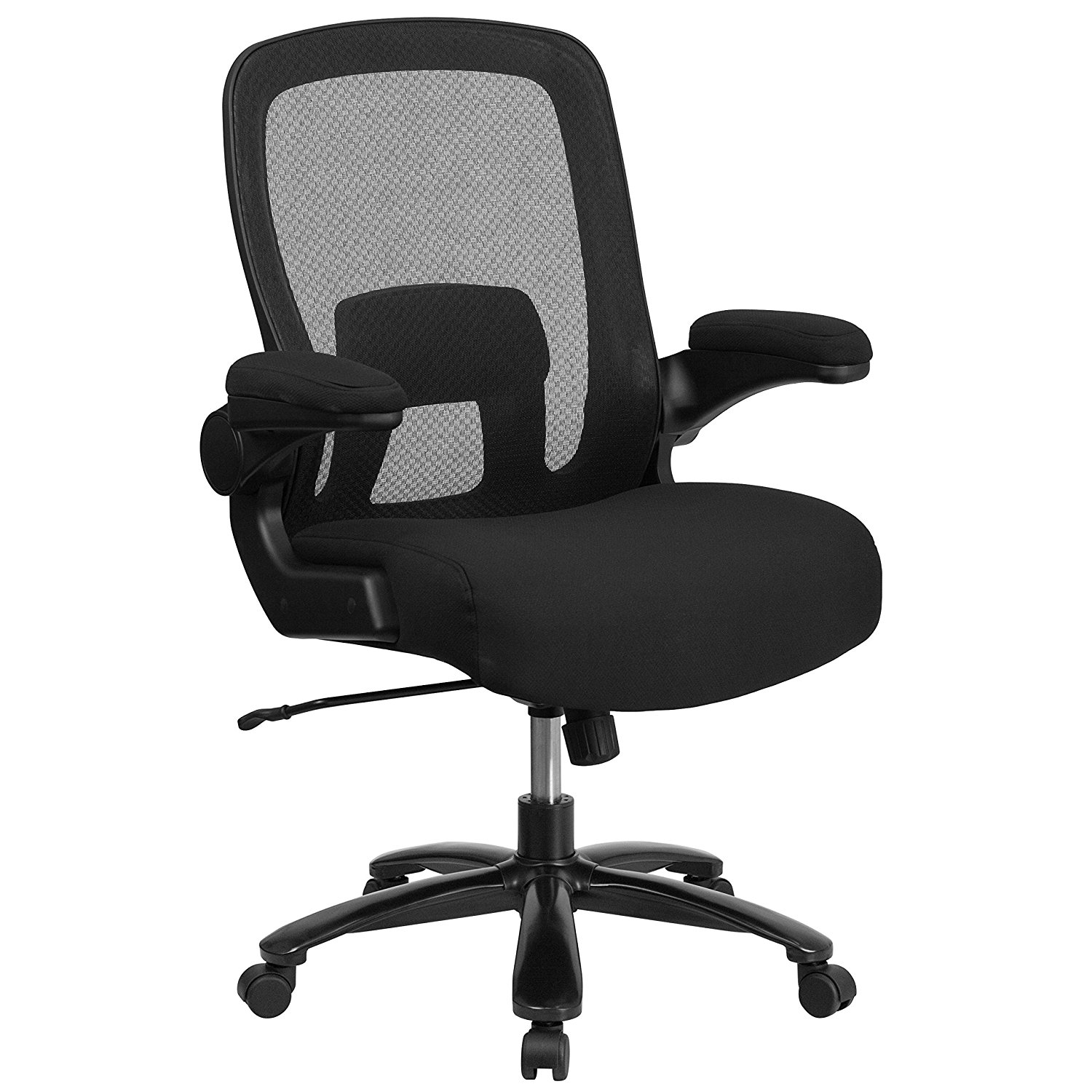 10 Big Tall Office Chairs For Extra Large Comfort with regard to measurements 1500 X 1500