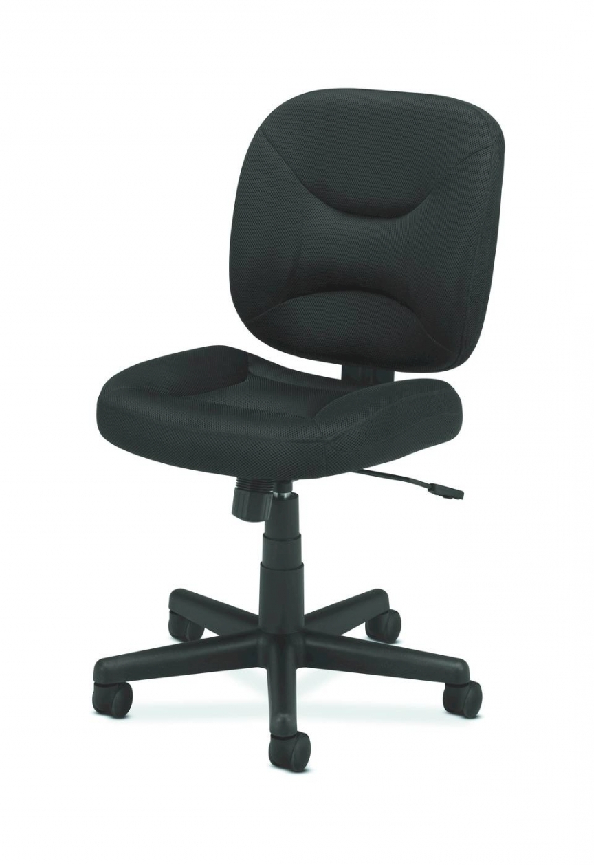 Basyx Hon Vl210 Light Duty Pneumatic Task Chair Black Office regarding sizing 864 X 1258