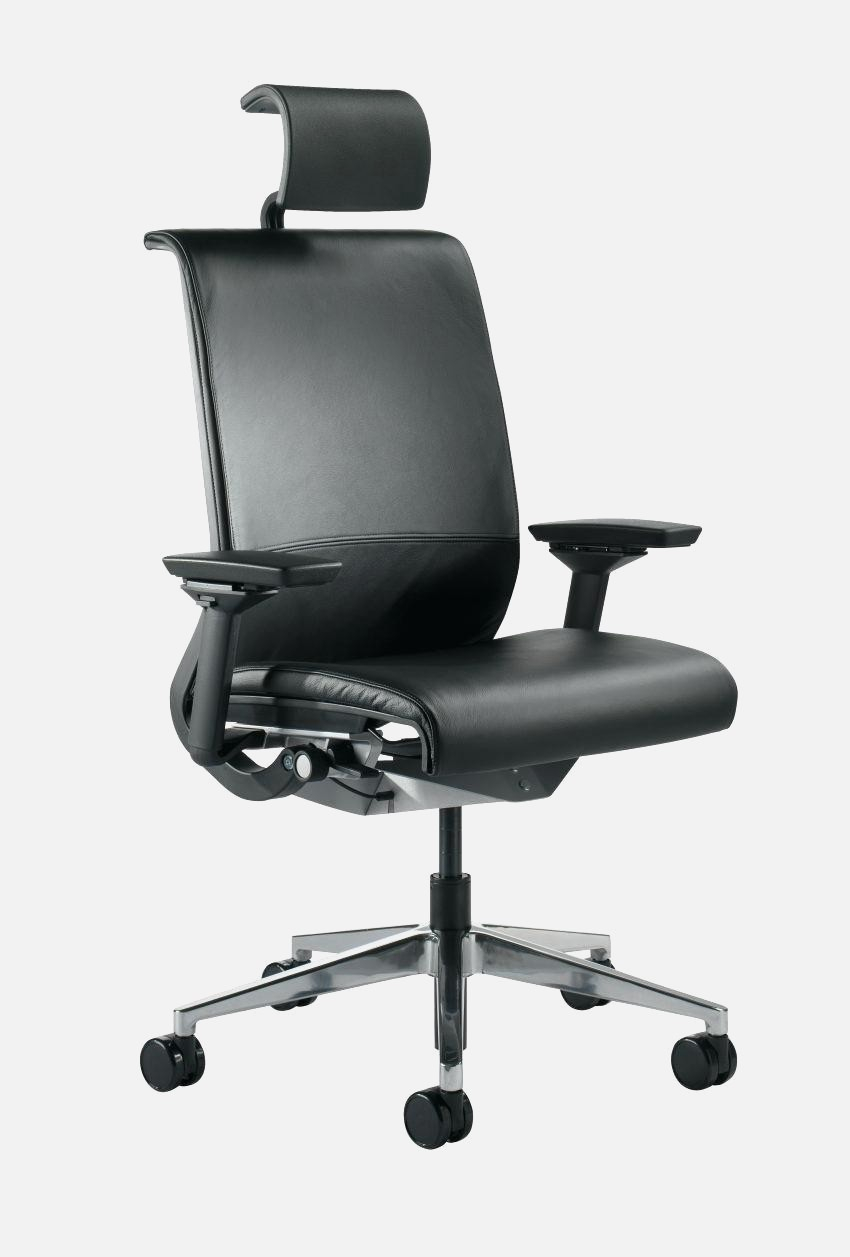Chair Headrest Add On Lovely Desk Chairs Office Chair Headrest throughout dimensions 850 X 1257