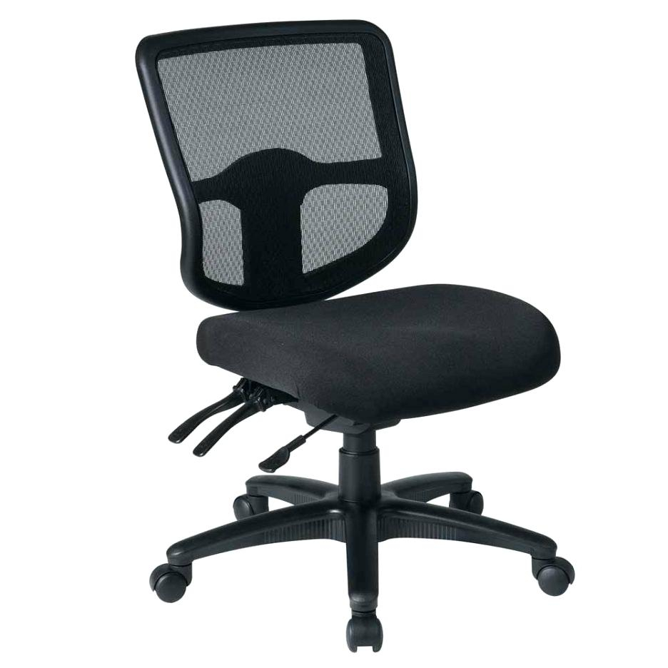Desk Chairs Large Exercise Ball Desk Chair Black Leather Office in sizing 936 X 936