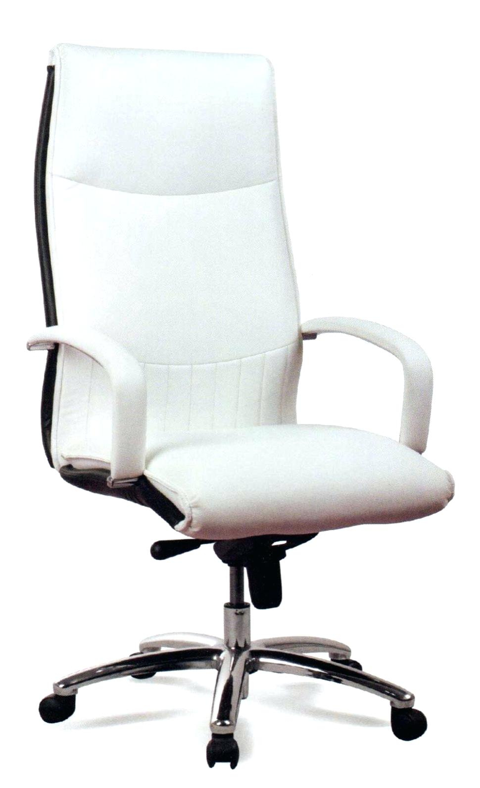 Desk Chairs White Leather Office Chair Under 100 Canada Modern pertaining to measurements 970 X 1591