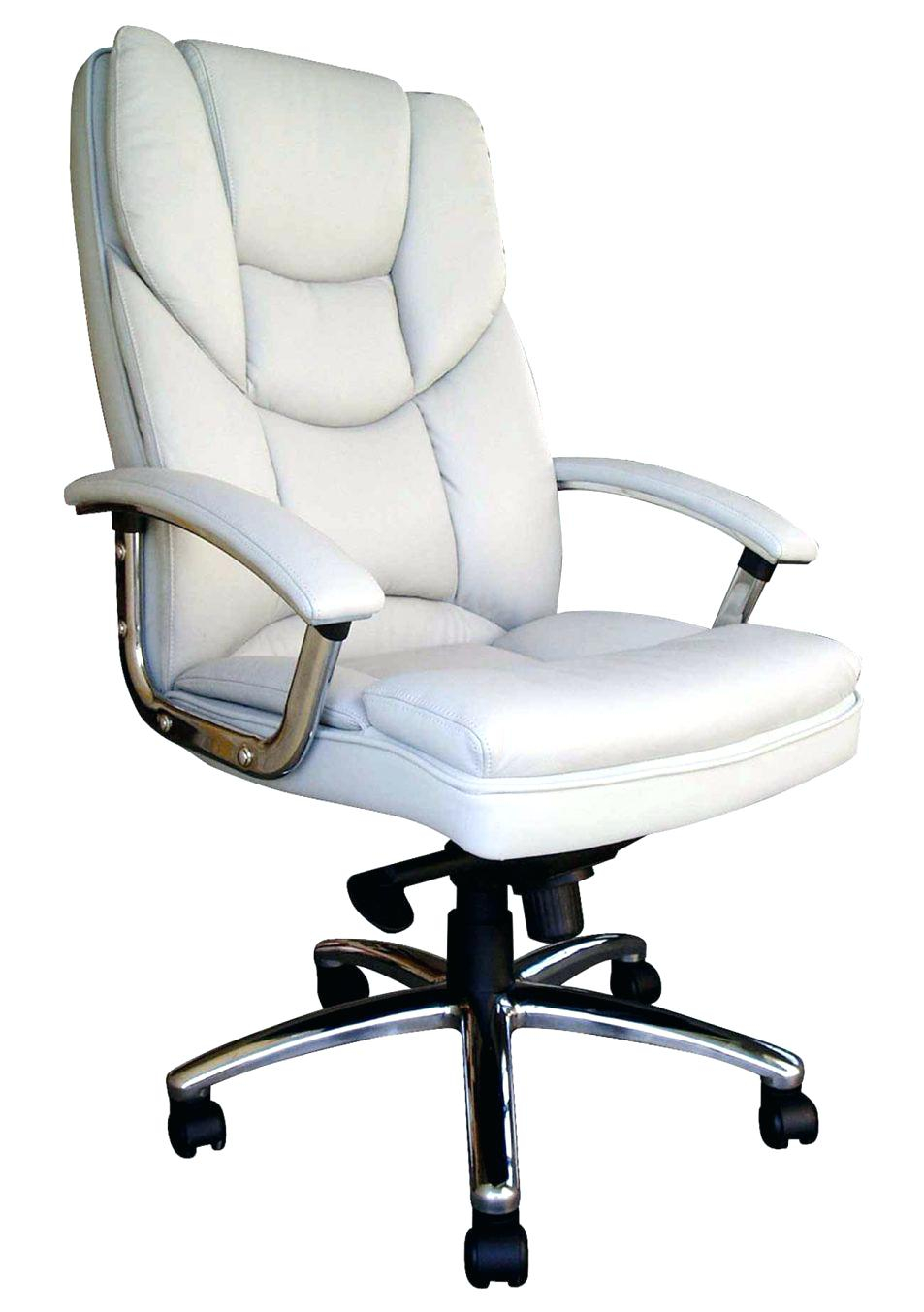 Desk Chairs White Leather Office Chair Under 100 Canada Modern with regard to sizing 953 X 1353