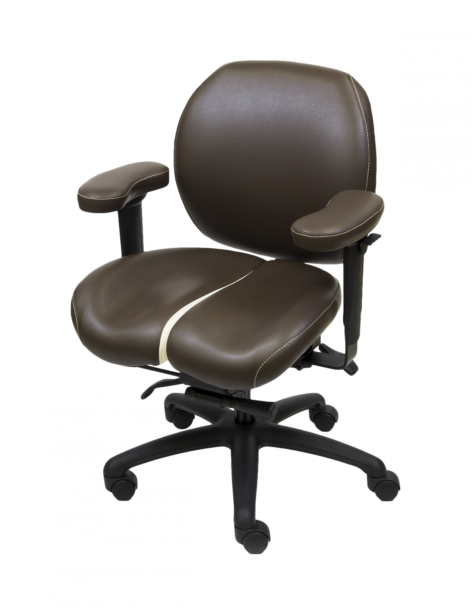 Lifeform Memory Foam Office Chair Relax The Back throughout sizing 1800 X 2329
