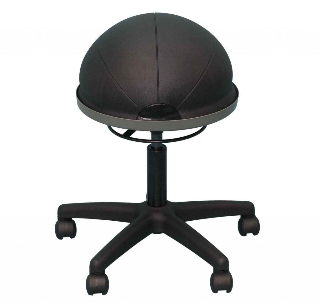 Office Ergonomic Swivel Ball Chair • Office Chairs