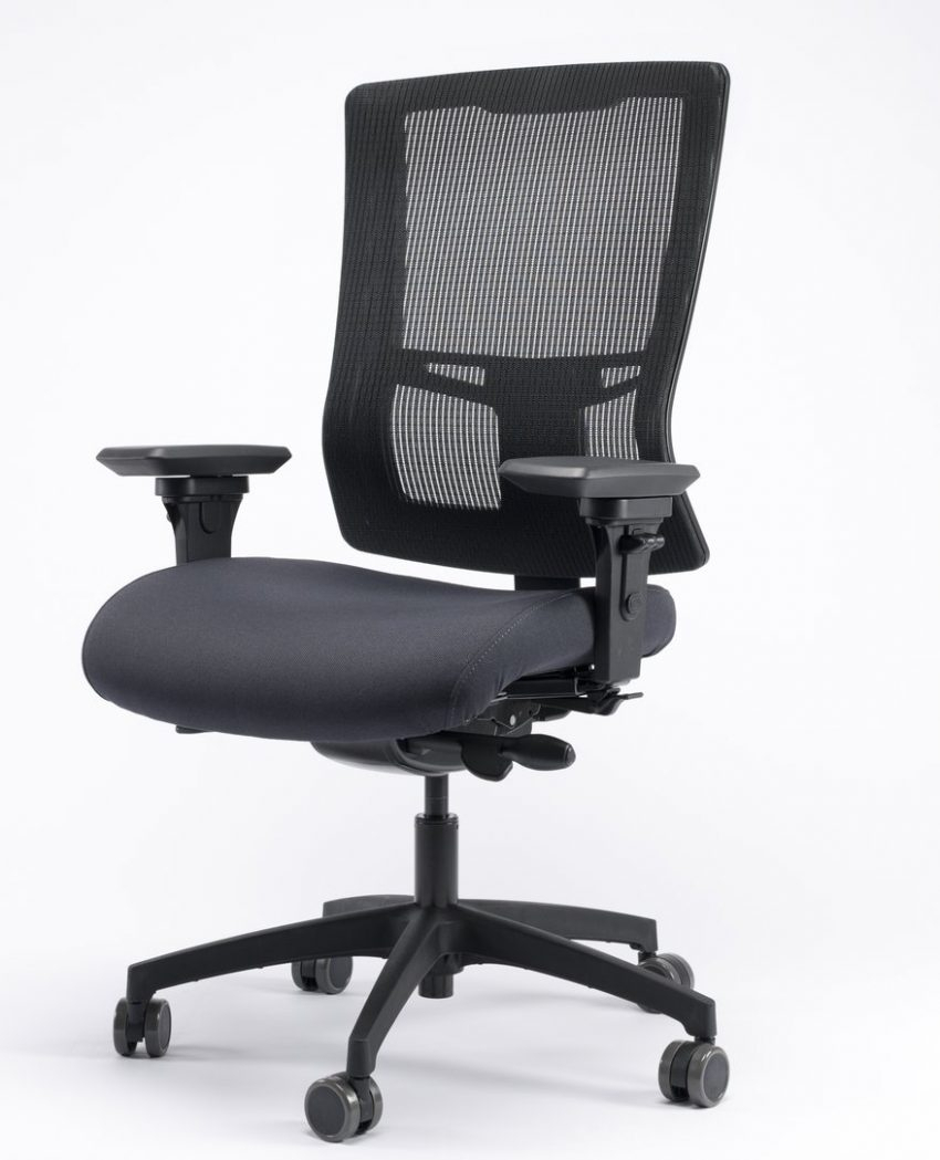 Most Comfortable Desk Chair 2014 Desk Chair pertaining to sizing 850 X 1049