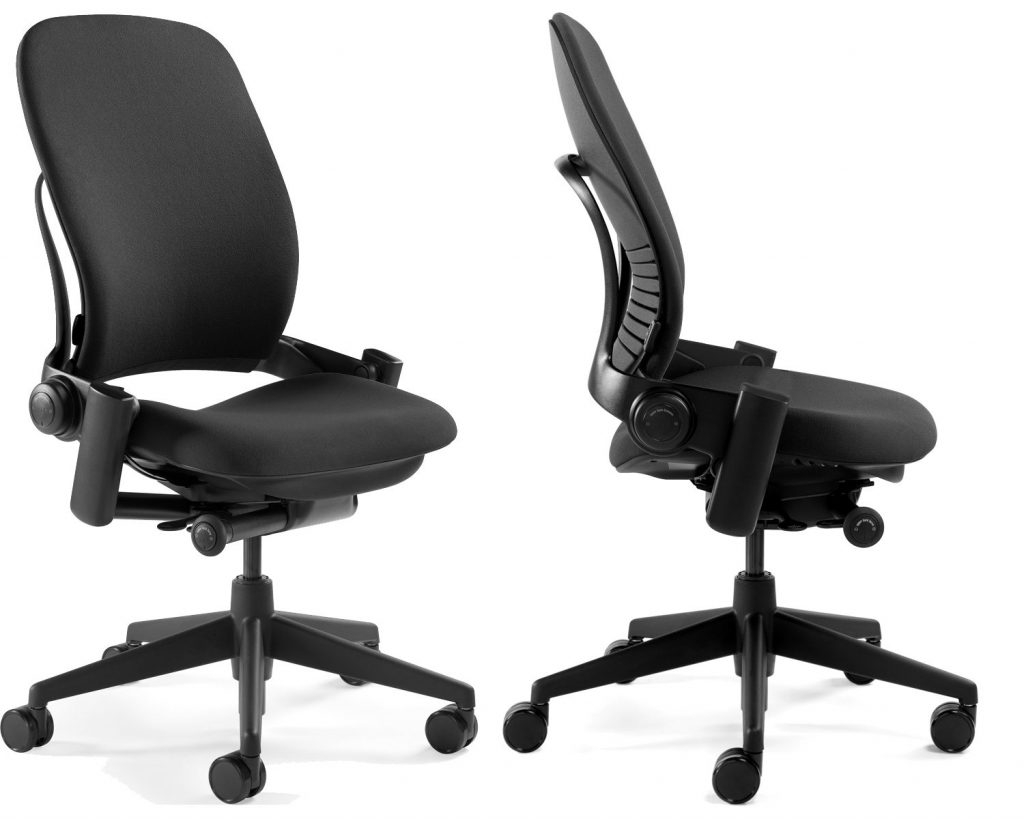 Office Chairs Best Office Chair Lumbar Support Cryomats In with regard to proportions 1024 X 819