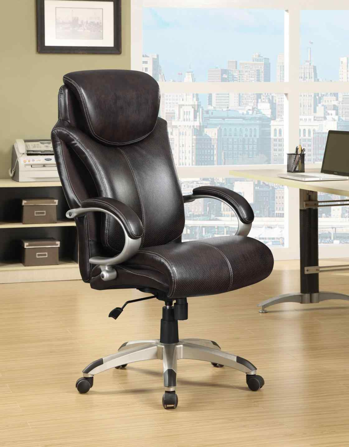 True Innovations Managers Office Chair Home Office Furniture pertaining to sizing 1121 X 1434