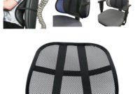 Vent Cushion Mesh Back Lumbar Support Seat Office Chair Car Seat intended for size 1000 X 1000