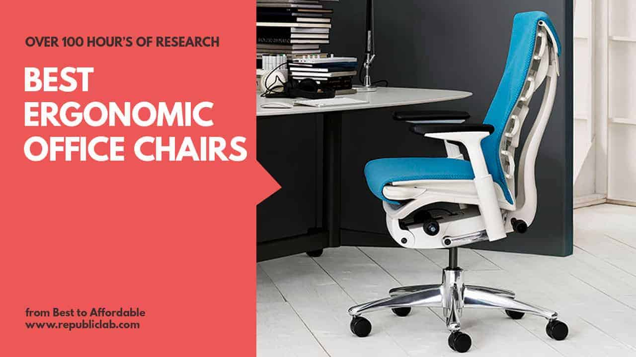 Top 15 Best Ergonomic Office Chairs 2019 Buyers Guide with proportions 1280 X 720