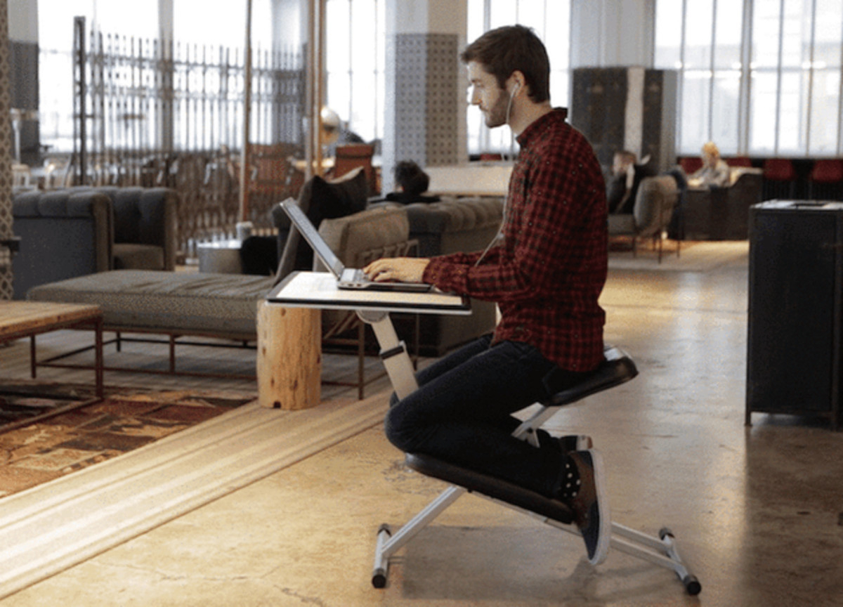Work Literally Anywhere With This Folding Personal Desk Maxim regarding dimensions 1200 X 864