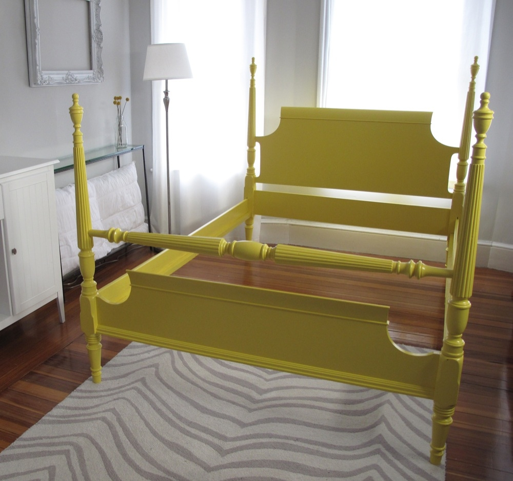 Permalink to 4 Poster Bed Frame Double