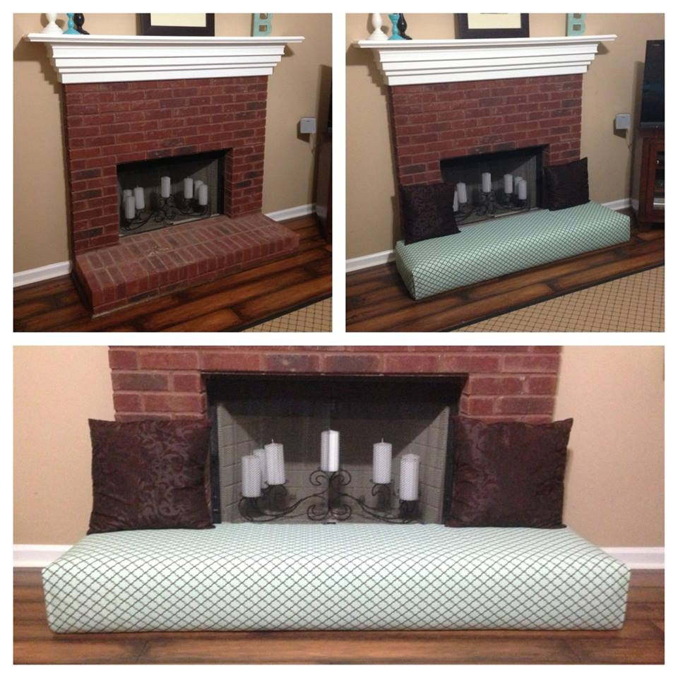 Baby Proofing Metal Bed Frameba proof fireplace turning into a couch and put glass in the