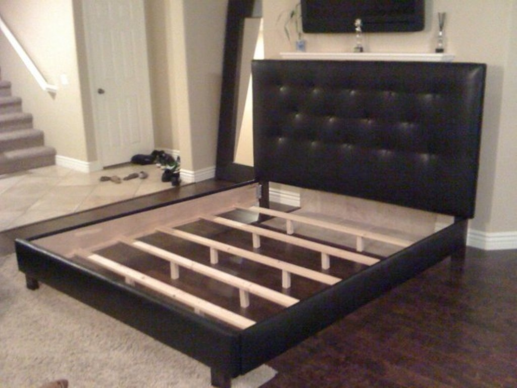 Bed Frame For Headboard Only
