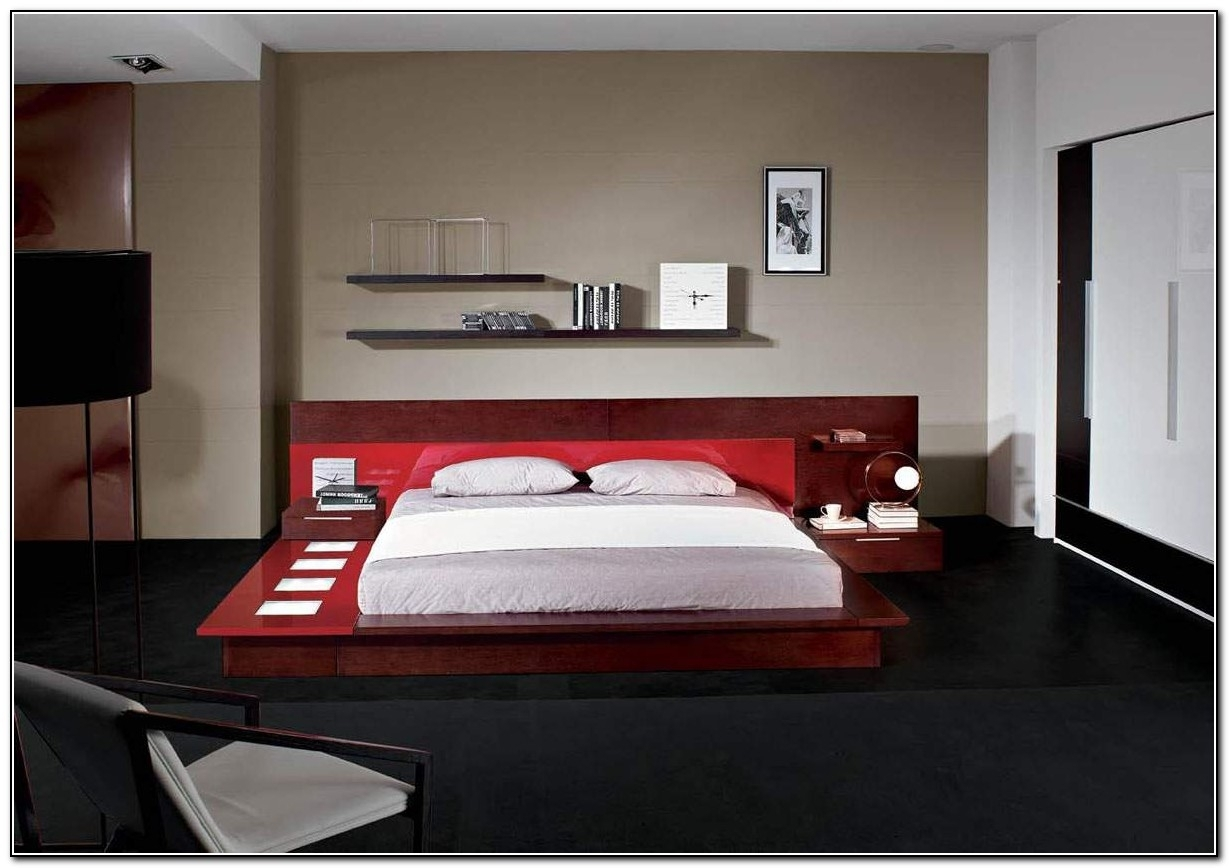Bed Frame With Lights