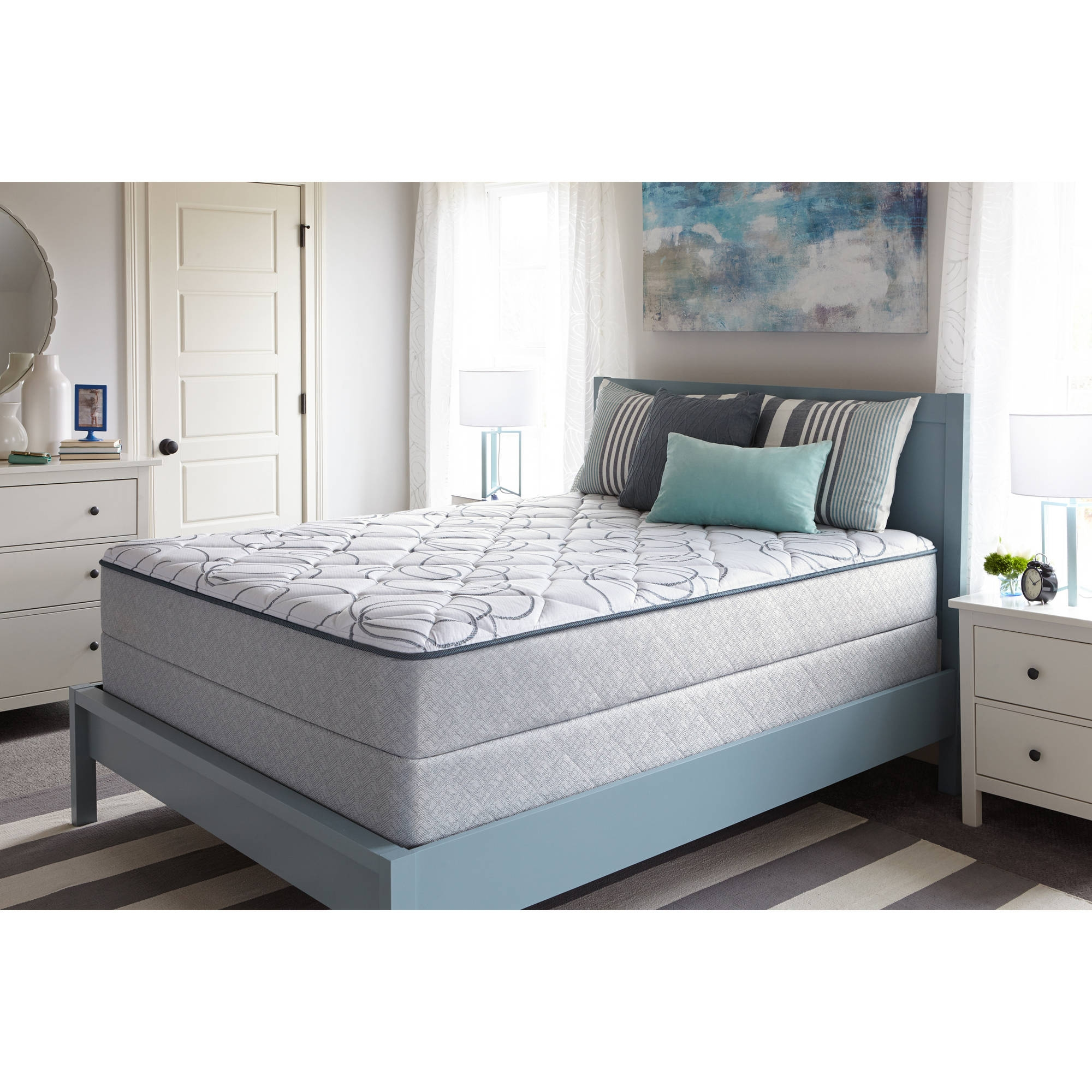 King Bed Frame Mattress Firm