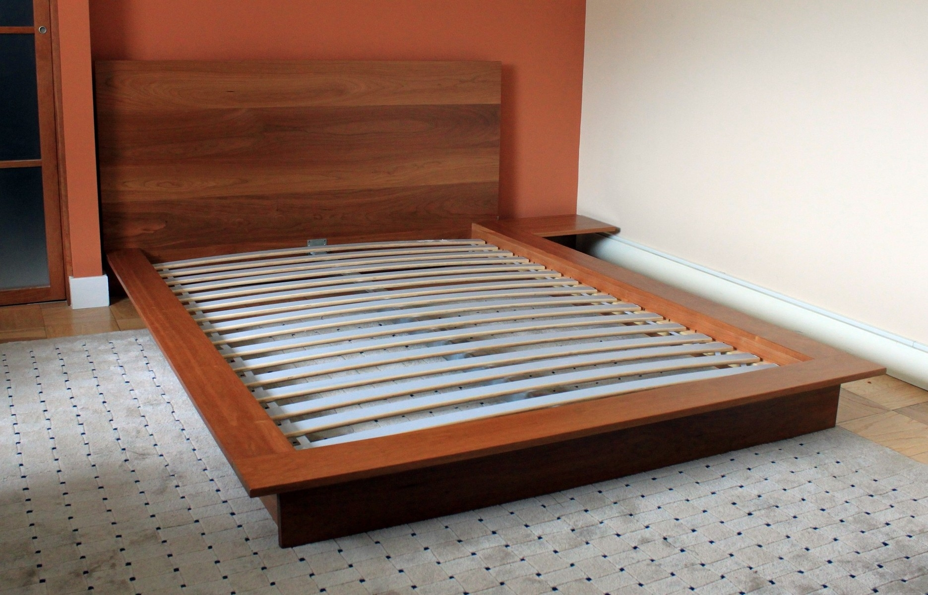 Permalink to Low Profile Bed Frame Queen