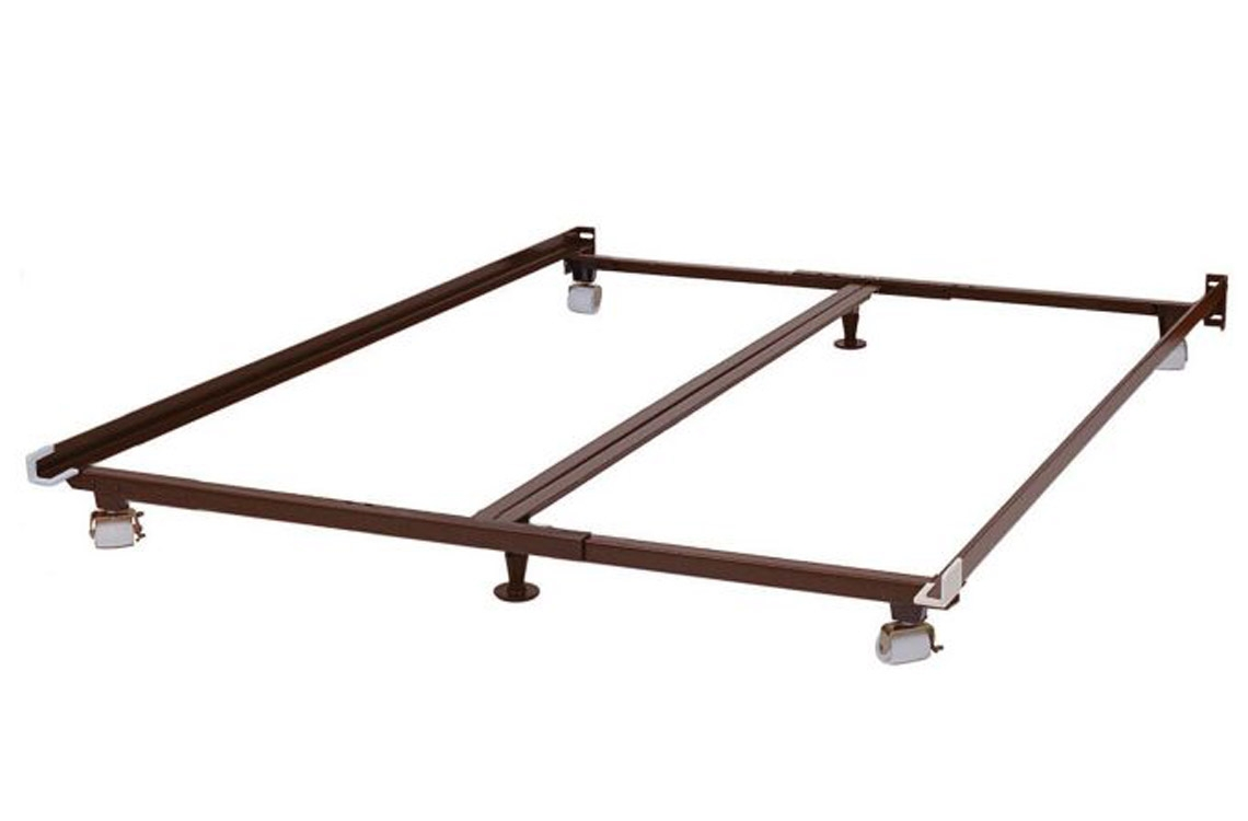 Low Profile Twin Metal Bed Frame