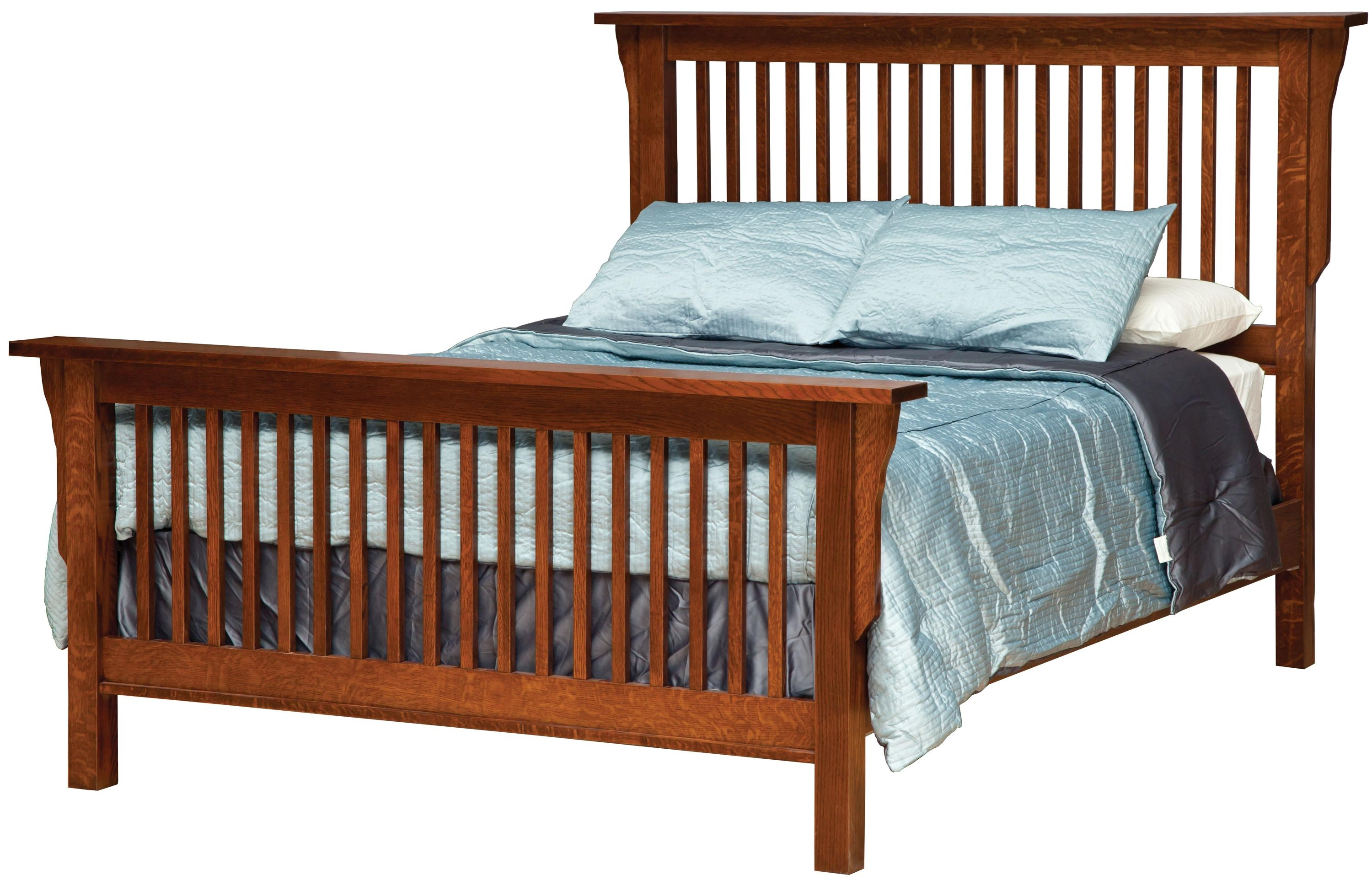 Mission Style Bed Frames