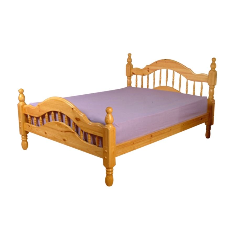 Permalink to Naples Wooden Bed Frame