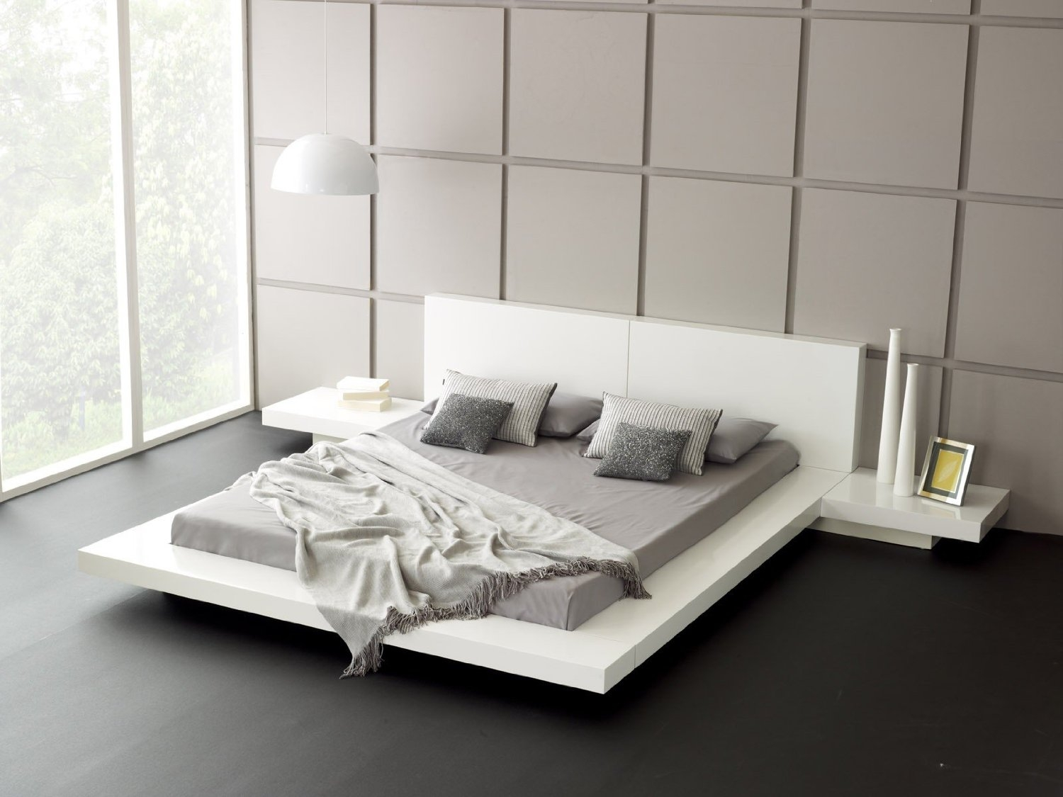 Queen Bed Frame Japanese Style