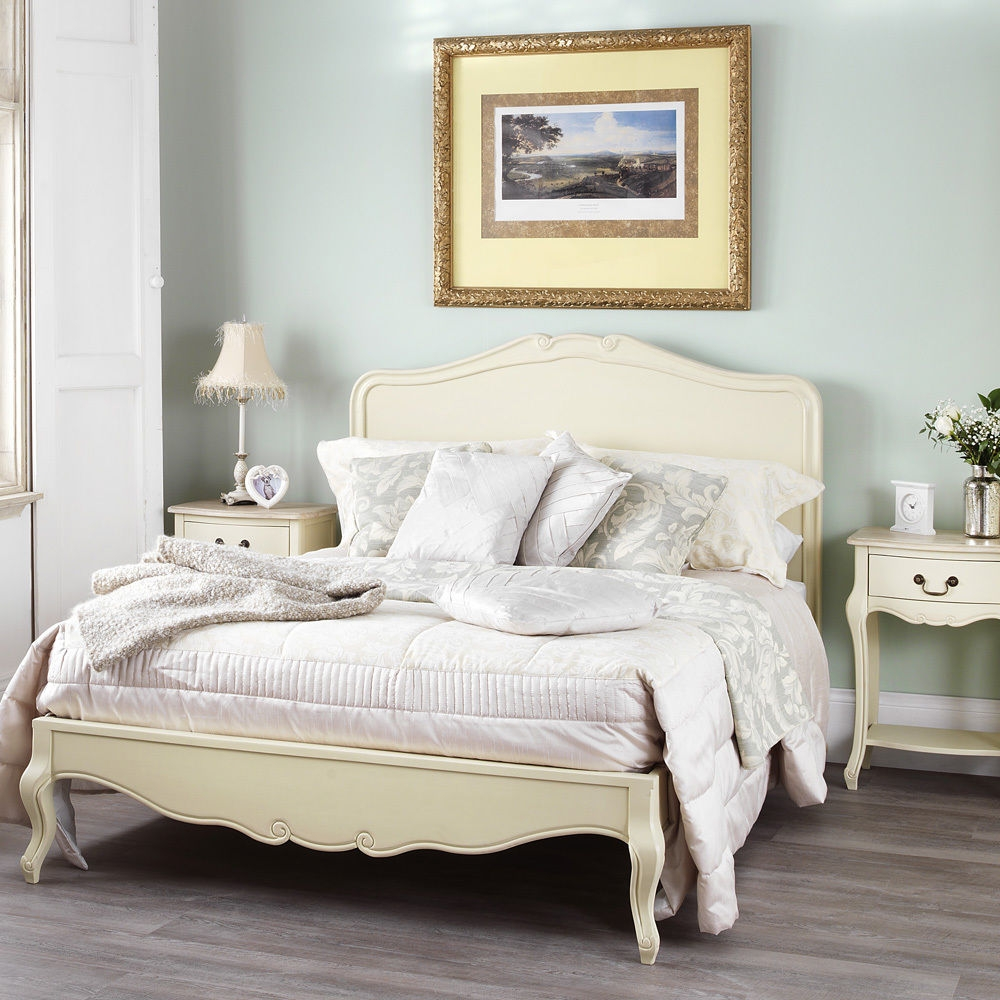 Shabby Chic King Size Bed Frame