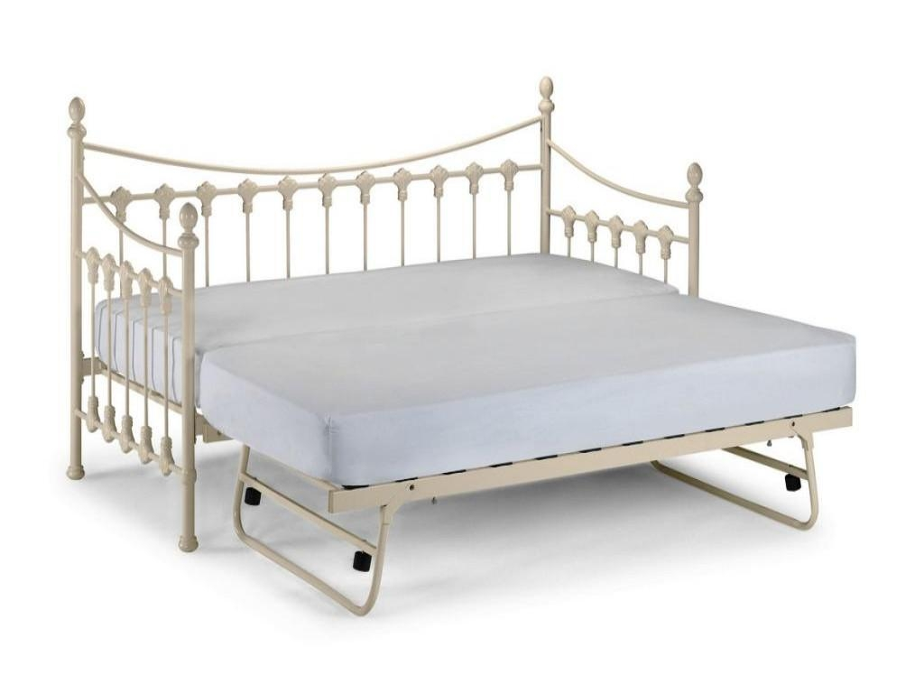 Single Bed Frame With Pop Up Trundle