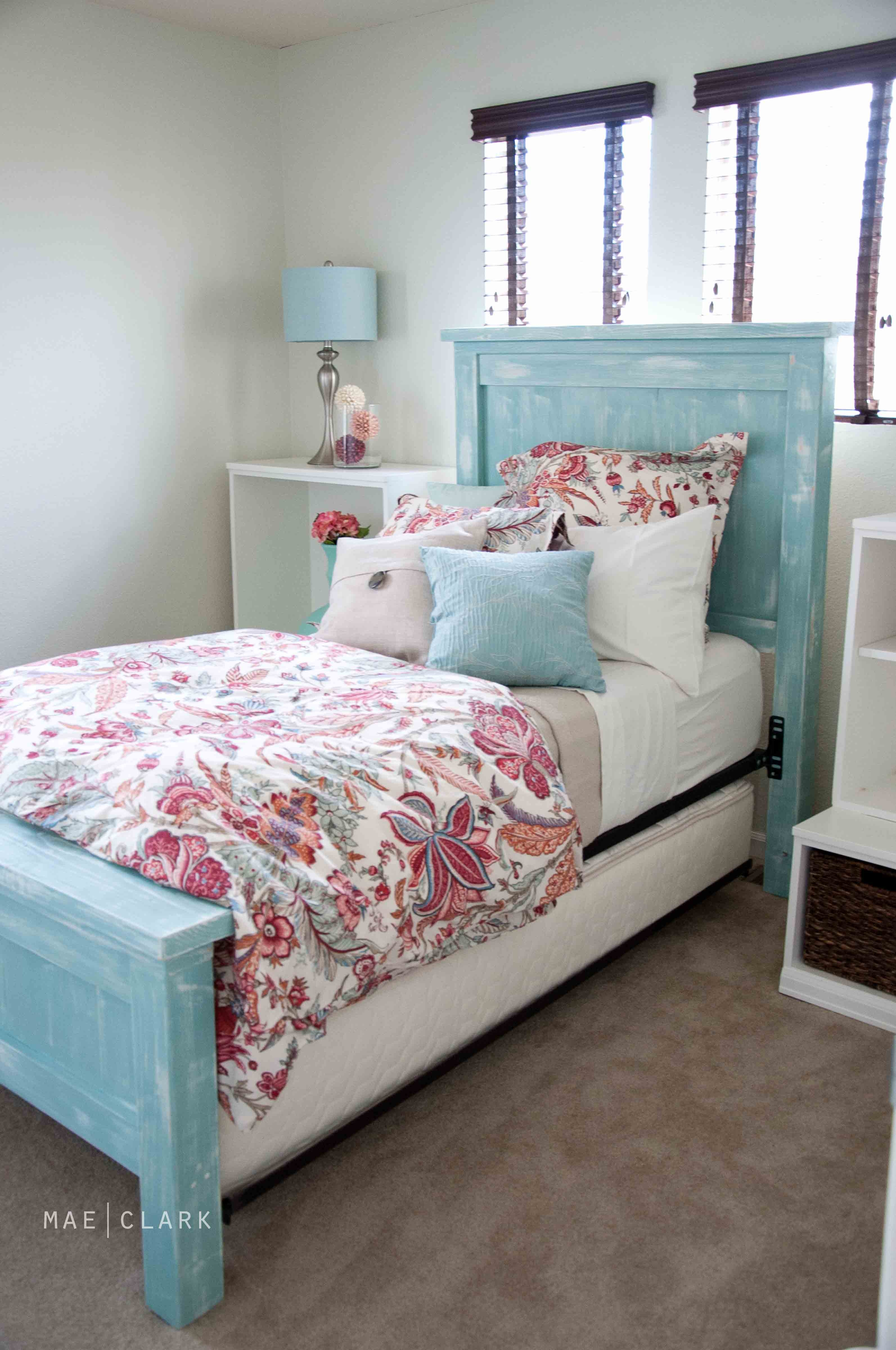 Twin Bed Frame Pottery Barn