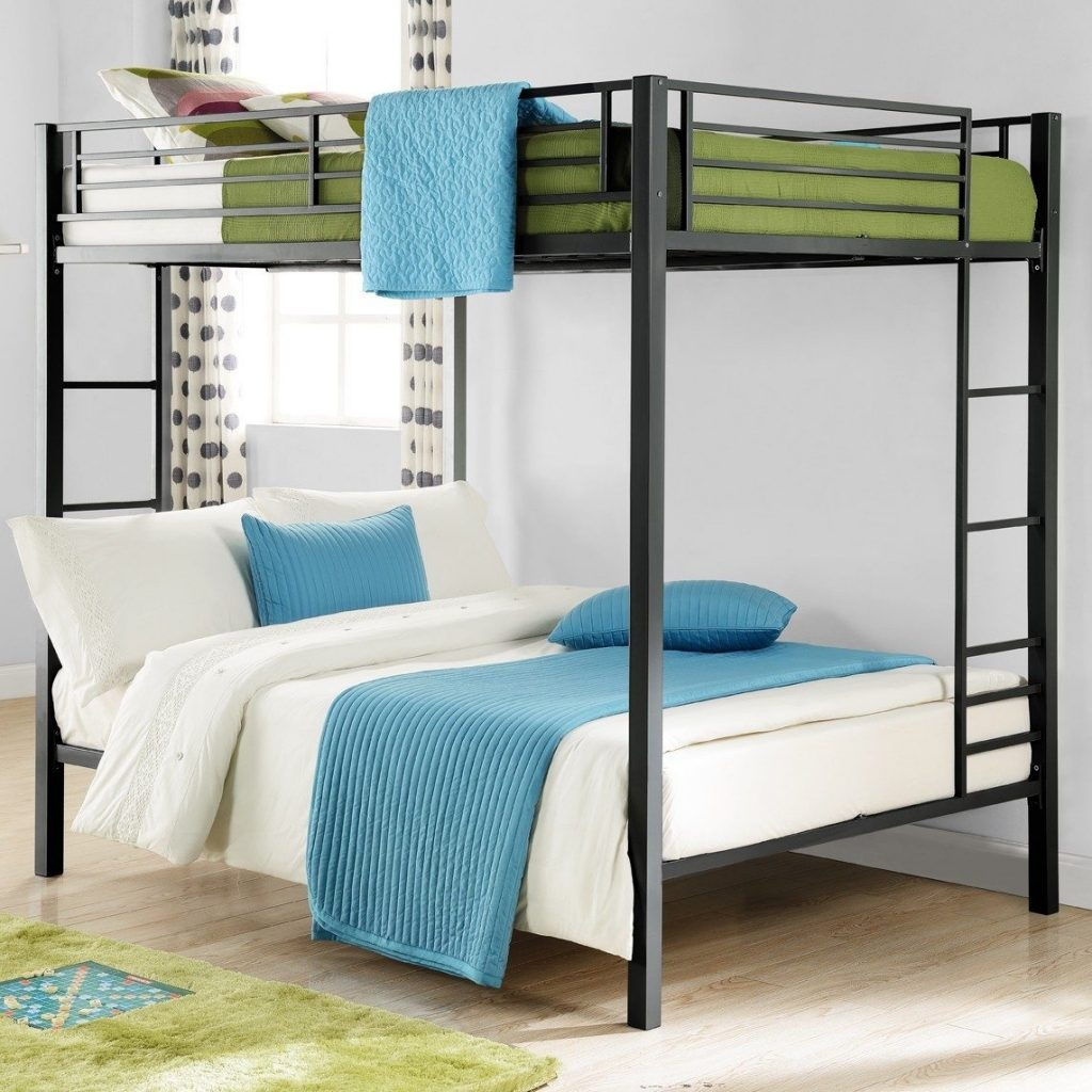 Twin Xl Bunk Bed Frame