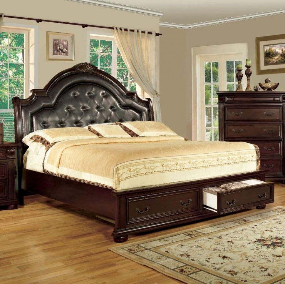 Wrought Iron Cal King Bed Frames
