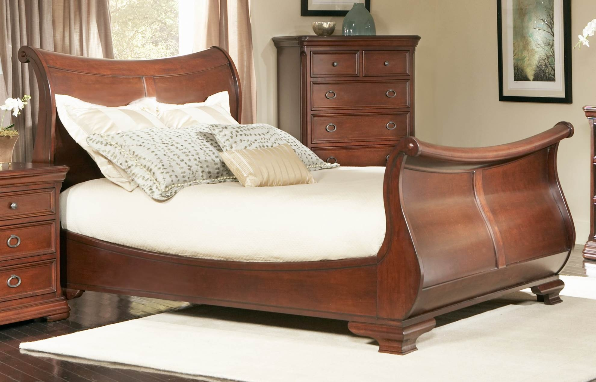 Bed Frame For Sleigh Bed