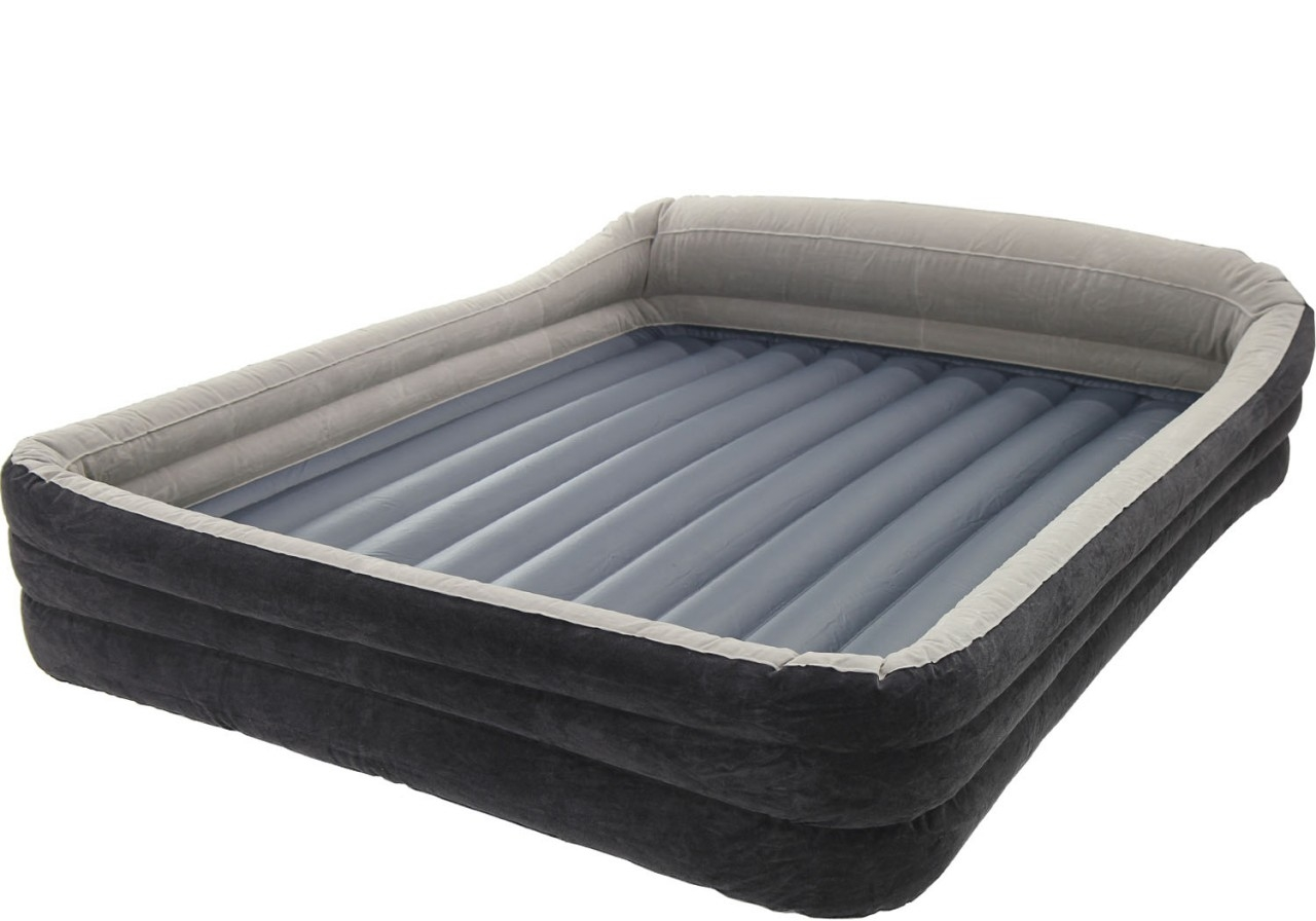 Blow Up Mattress On Bed Frame