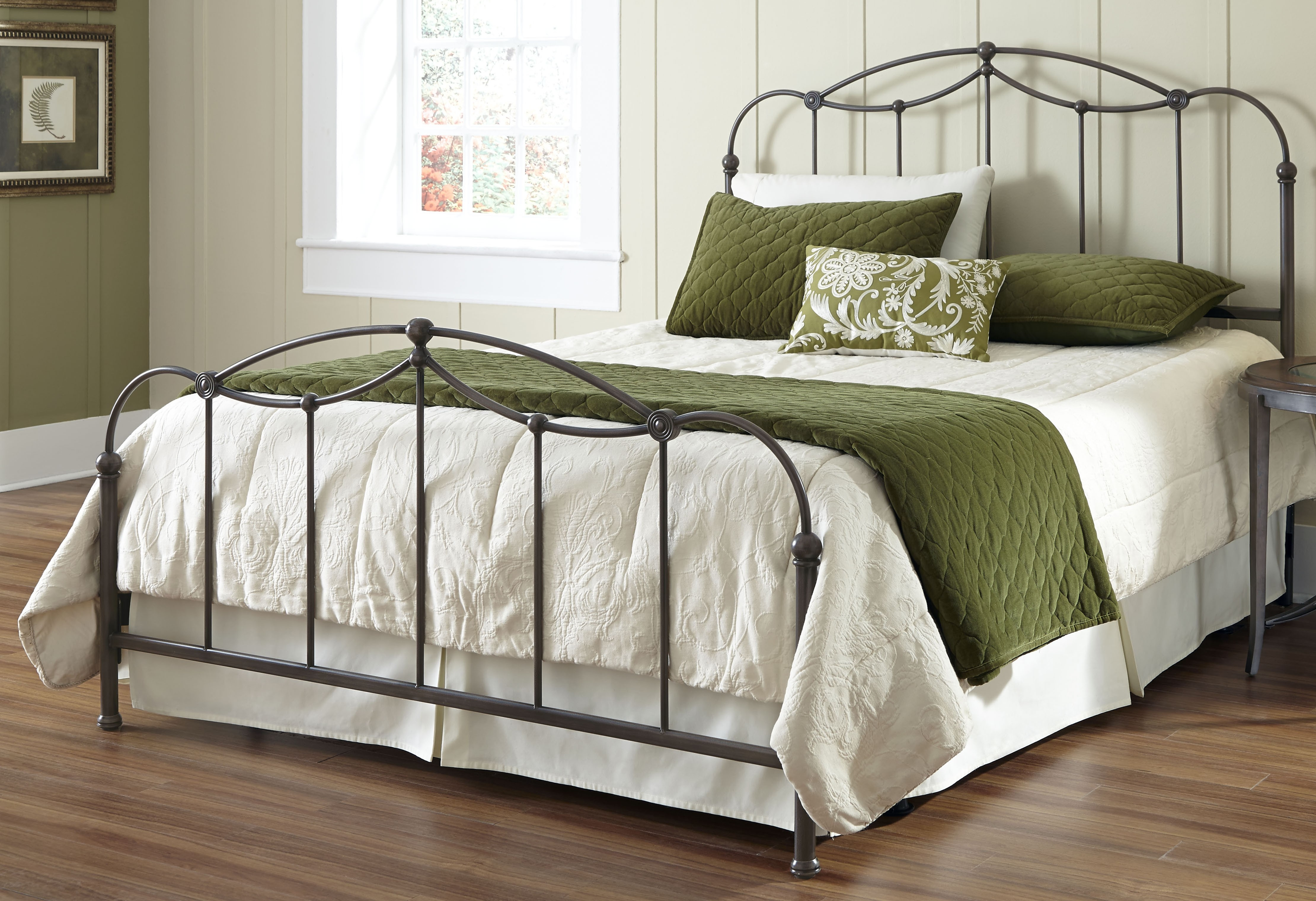 Cast Iron Full Size Bed Frame