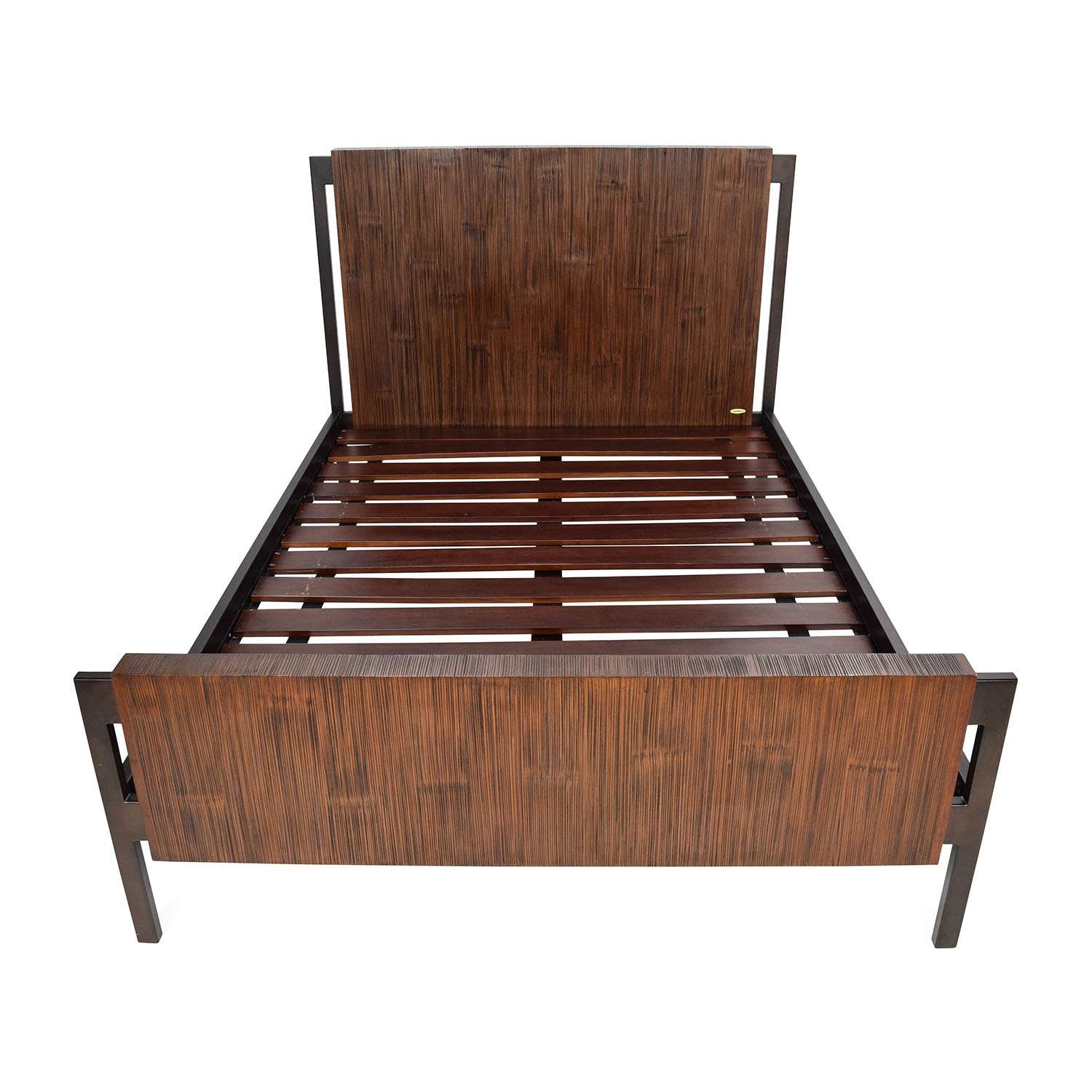 Crate And Barrel Bed Frame