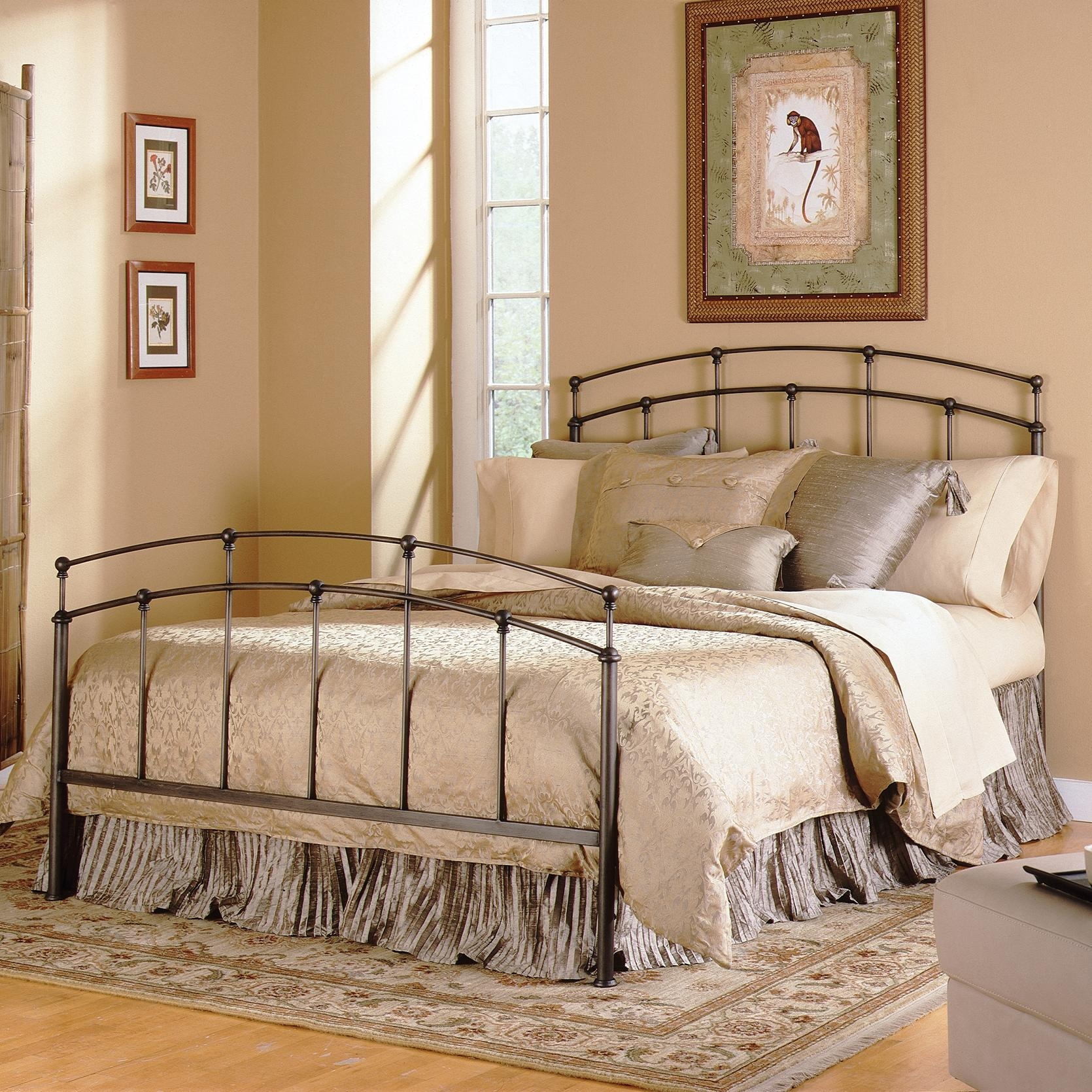Fenton Metal Bed Frame1670 X 1670