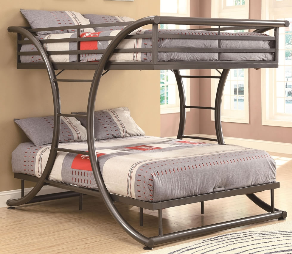 Iron Bunk Bed Frames