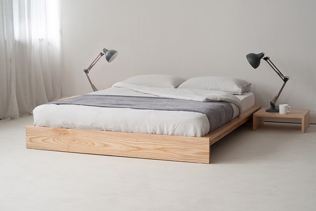 Permalink to Low Sitting Bed Frame