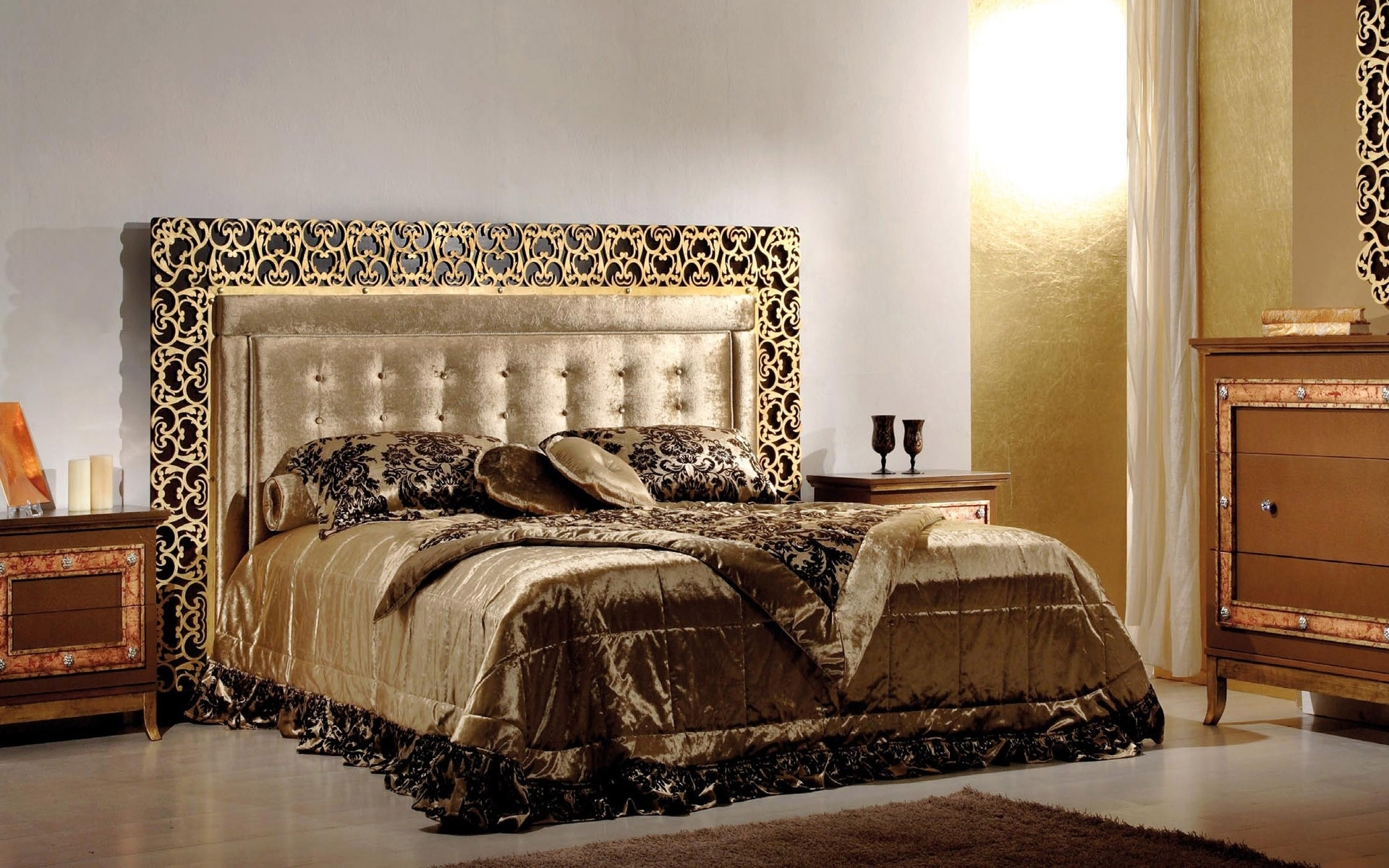 Permalink to Luxurious Bed Frames
