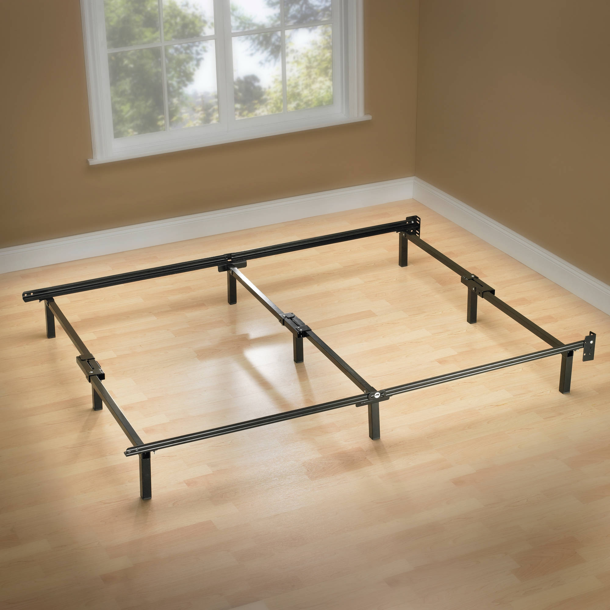Metallic Bed Frame