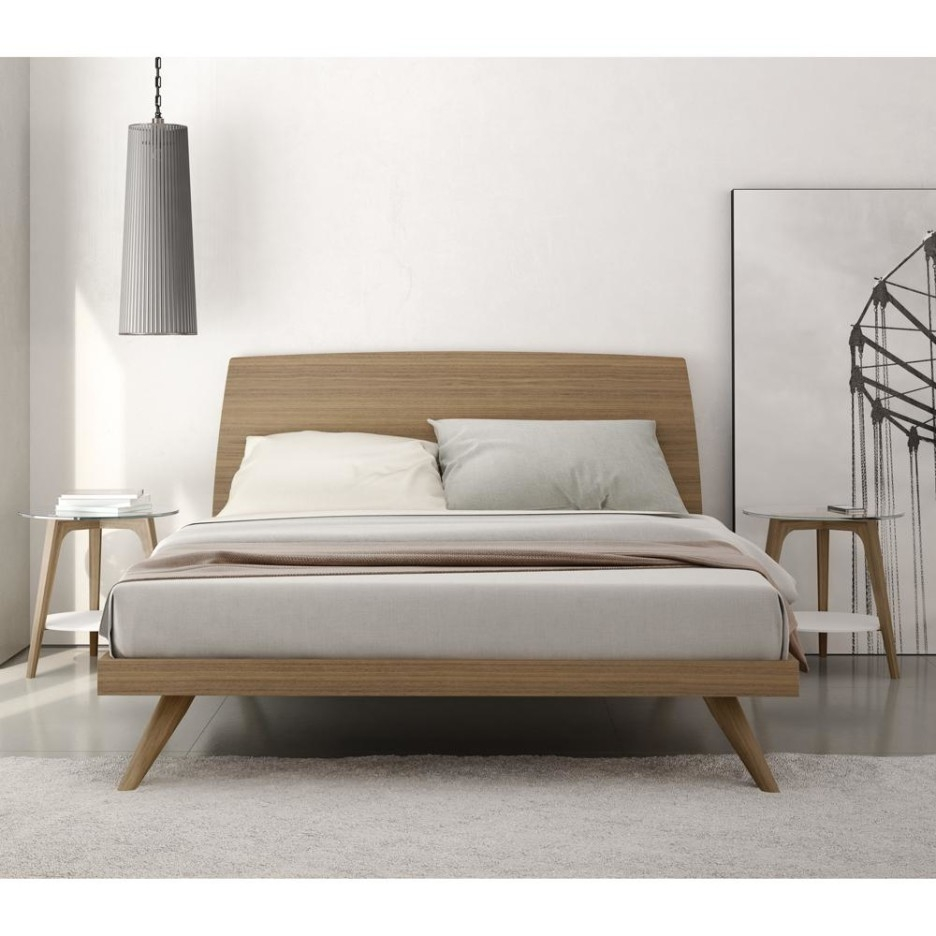 Permalink to Mid Century Bed Frame