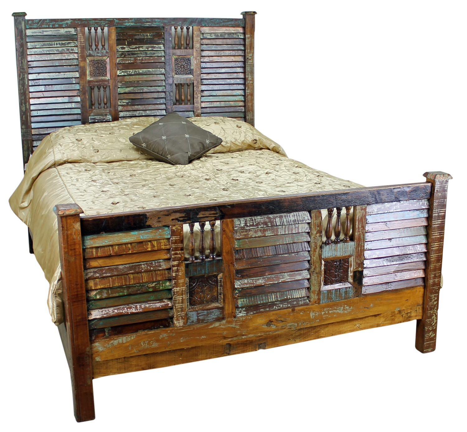Old Fashioned Wooden Bed Frames