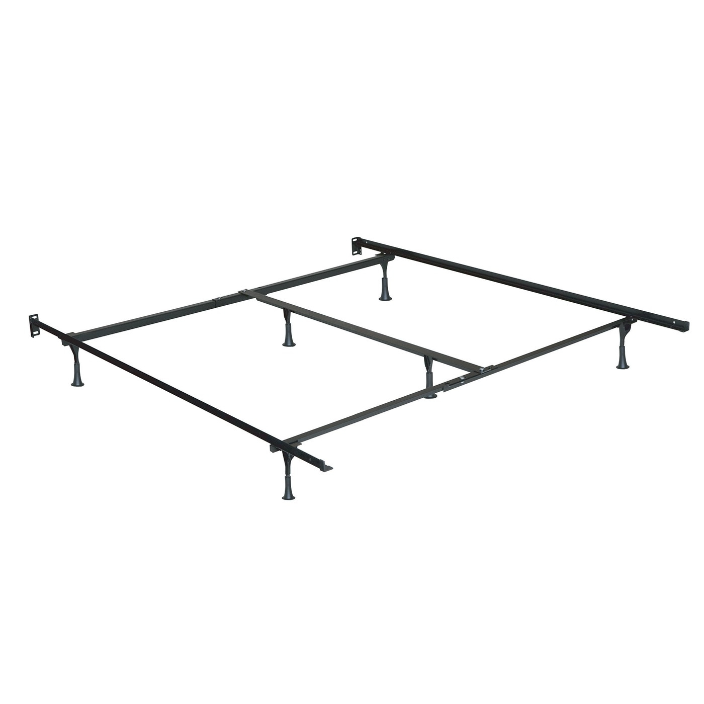 Plain Metal Bed Frame