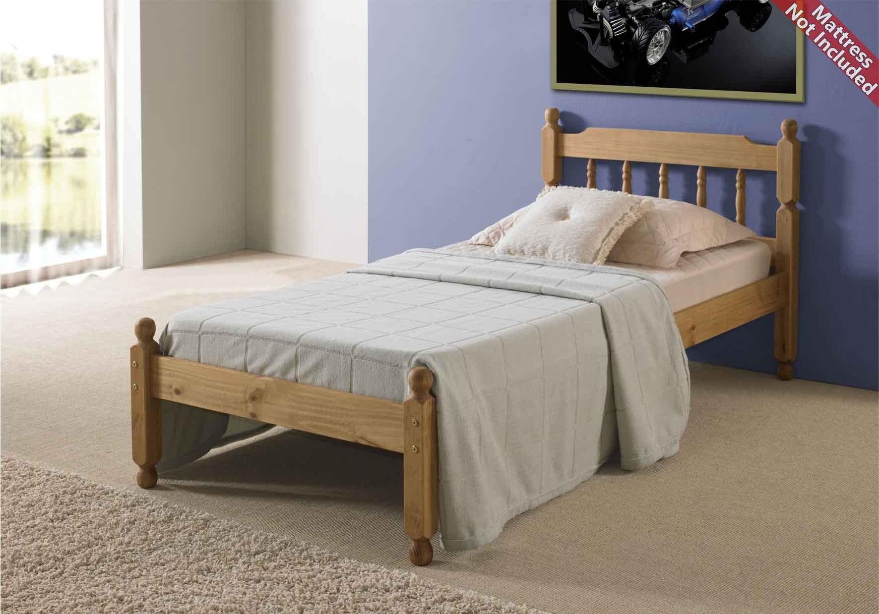 Permalink to Spindle Bed Frame Single
