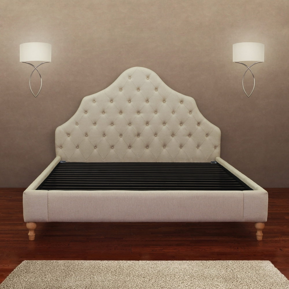 Turquoise Queen Bed Frame