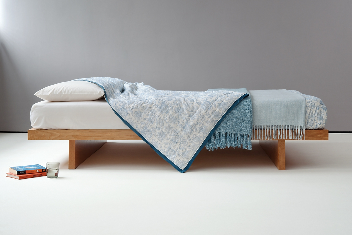 Permalink to Wooden Bed Frames Without Headboards