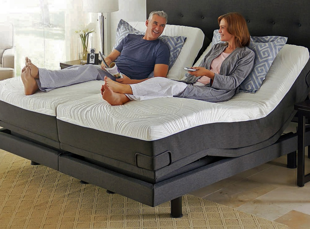 Adjustable Bed Frames With Massage