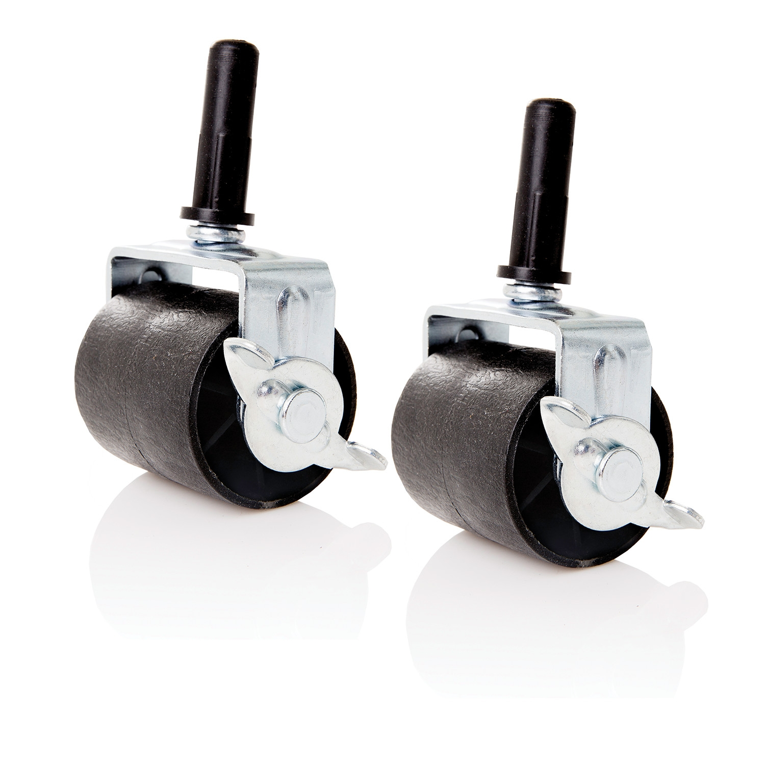 Bed Frame Casters With Brakes
